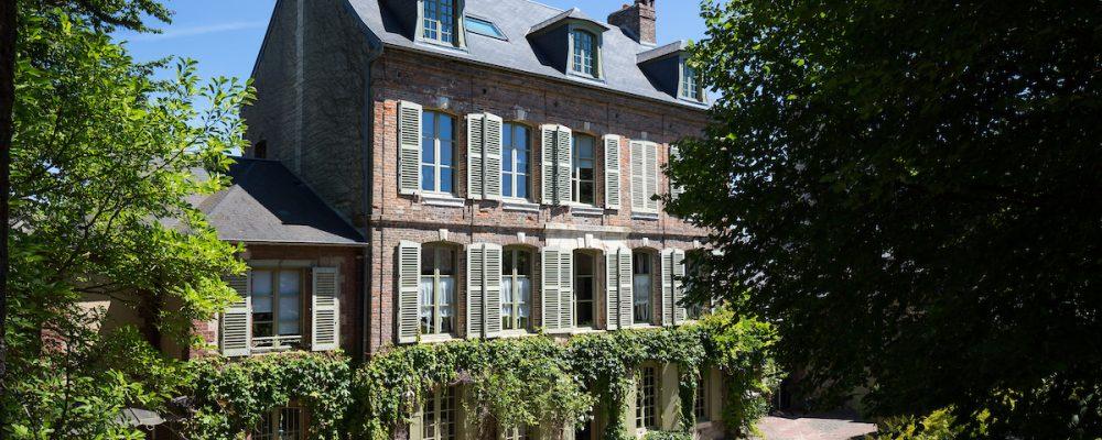 Honfleur chambres d 39 h tes b b maison d 39 h tes de charme bed and breakfast normandy a la - Chambre d hote honfleur et environs ...
